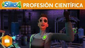 Los Sims 4 ¡A Trabajar! Profesión Científica - Trailer Oficial
