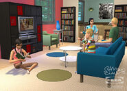 The Sims 2 IKEA Home Stuff Screenshot 01