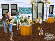 The Sims 2 Wedding Photo 5