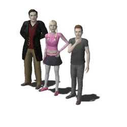 Van Gould family