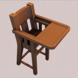 Mega High Chair