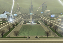 Oasis Landing Distopico Img