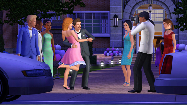 the sims 4 dating death