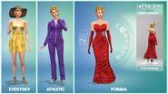 The Sims 4 CAS Screenshot 15