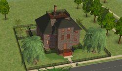 Manoir Gothik (Les Sims 2)