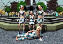 Sims Lunar Lakes People2
