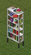 Ts1 galvanator bookshelf