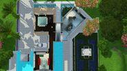 Vila de Luxo, primeiro andar