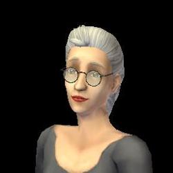 Cornelia Goth (The Sims 2)