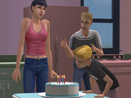 Dustin's Birthday