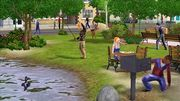 TheSims3 Park