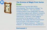 The Science of Magic Print Series