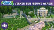De Sims 4 Beleef het Samen Officiële Trailer 'Verken een nieuwe wereld'