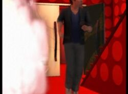 Doctor Who - The Sims 3 opening credits 12