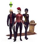 Les Sims 4 Vampires Test R1