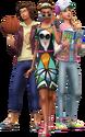 Les Sims 4 Vie Citadine Render 06