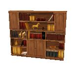 Librero Sólido