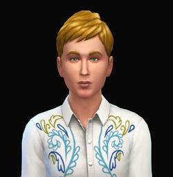 Malcolm Plènozas (Les Sims 4)