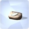 Oeuf fossilisé