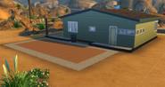 Sandtrap Flat back