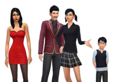 Van de Kerkhof familie (Willow Creek)