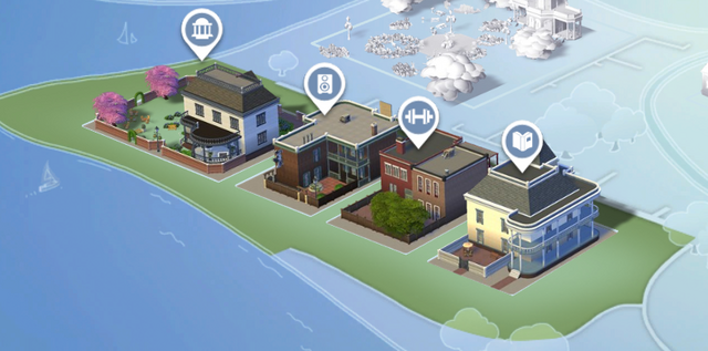 File:Willow Creek Commercial District - Map View.png