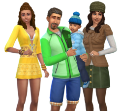 Climate family