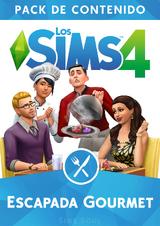 Los Sims 4: Escapada Gourmet