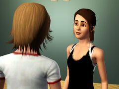 Astrid meets Leona