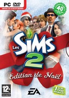 Les Sims 2 Edition de Noël (2005) Box