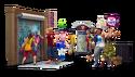 Les Sims 4 Vie Citadine Render 02