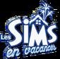 Logo Les Sims En vacances