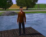 Juan/Don Tenorio en Los Sims 3