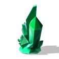 Crystal-emerald