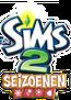 De Sims 2 Seizoenen Logo