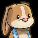 Flower Bunny icon