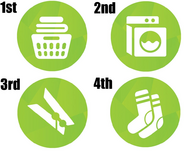 Laundry Day Stuff (Icons Result)