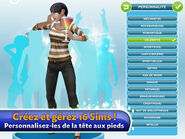 Les Sims Gratuit (iPad) 01