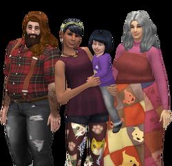 TS4 - Kittenheimer family
