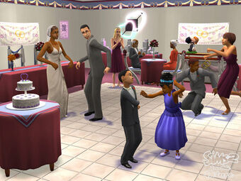 Marriage The Sims Wiki Fandom