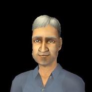 Holofernes Dottore (Elder)