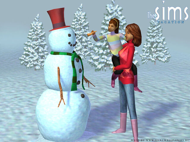 File:Sims1VacationMakingSnowman.jpg