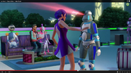 The Sims 3 Into The Future Plumbot 10