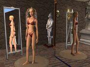Warlokk Fashion Model