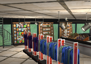 Amar's Clothing and Instruments clothing racks games and magazines 2