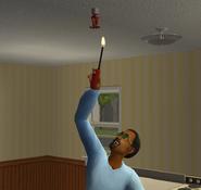 Fire sprinkler prank TS2