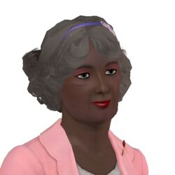 Headshot of Carlotta