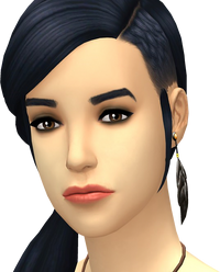 Jane Newbie (The Sims 4)