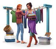 Laundry TS4 render
