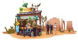 Les Sims 4 StrangerVille Render 02